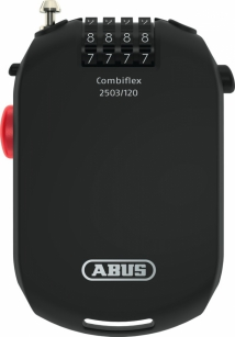 ABUS Kabelslot Combiflex 2503/120 cijferslot