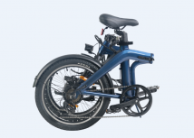S3 Foldable Pedal Electric Cycle