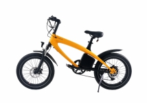S2 Pedal Electric Cycle (Fat tyre)